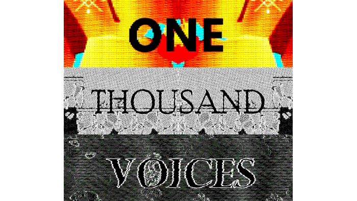 One Thousand Voices – 1000 videogame developers in a thread