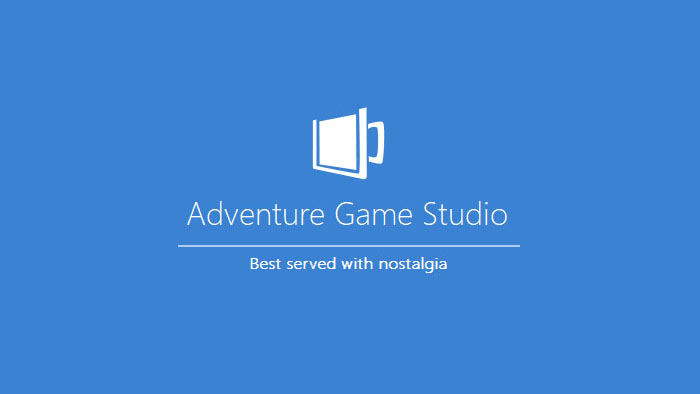 Splash screen for Adventure Game Studio